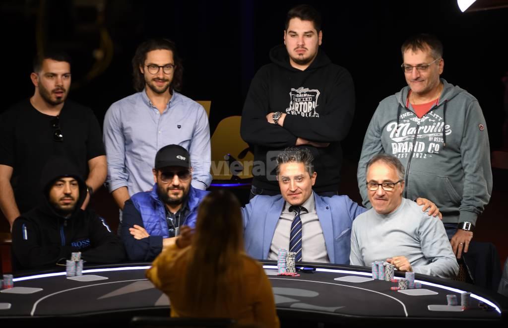 Italian Poker Open, 110mila euro a Massimiliano Finocchiaro, residente ad Arma di Taggia