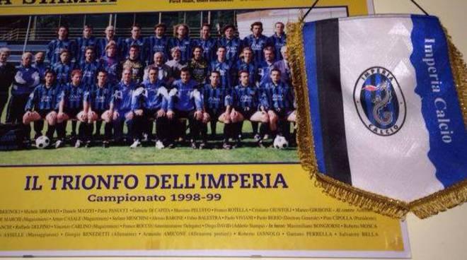 imperia calcio 1998/99