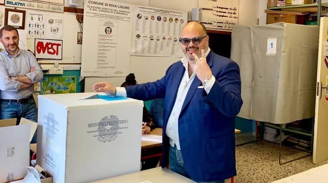 giorgio giuffra voto