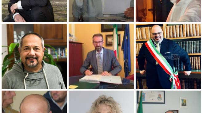 collage sindaci eletti quorum
