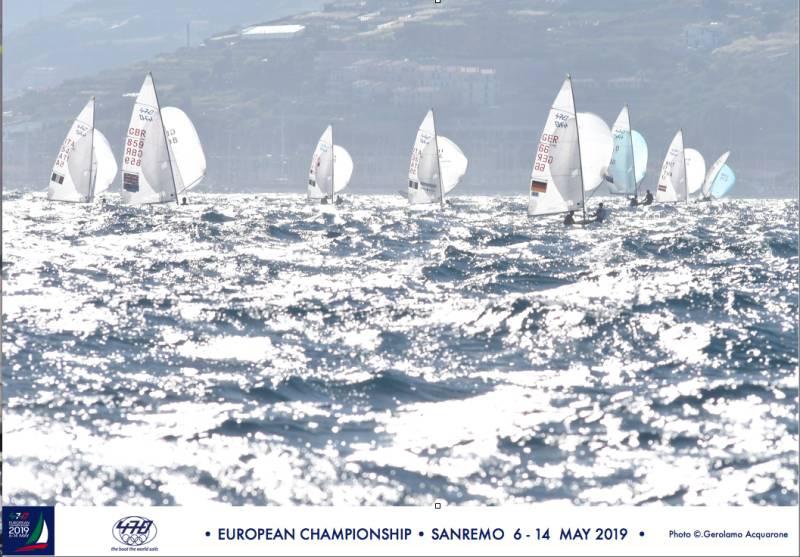riviera24 - Campionato Europeo della classe olimpica 470