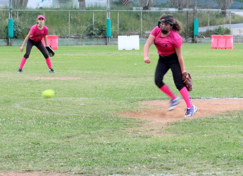 riviera24 - Campionato serie B ed under15 softball