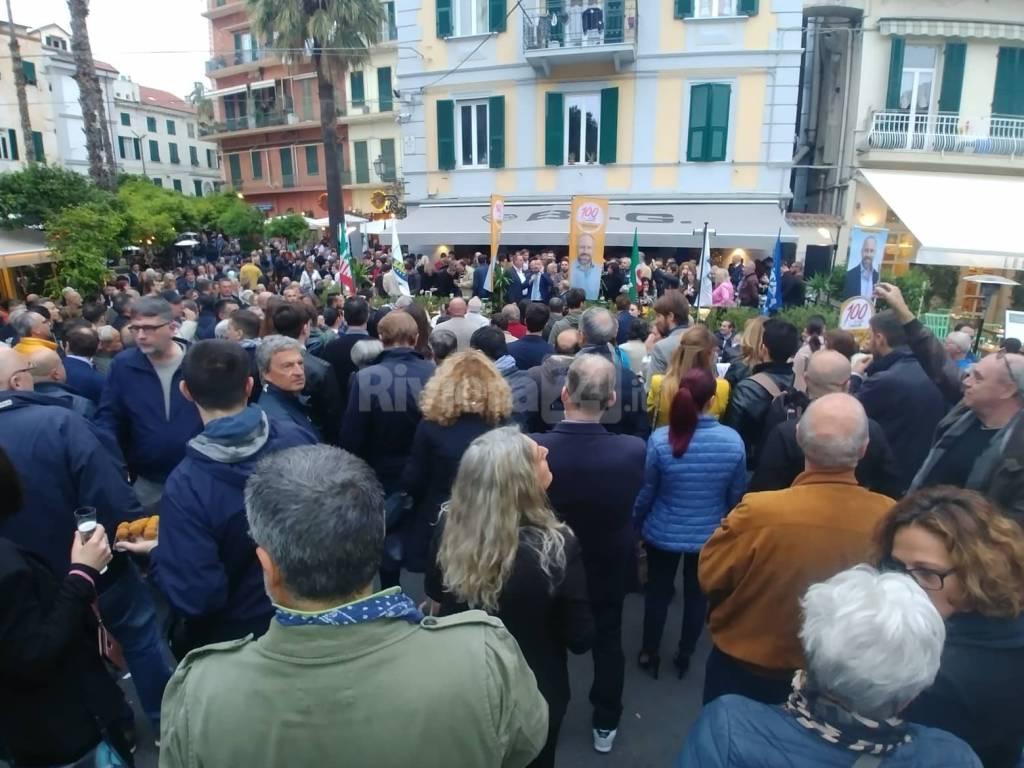riviera24 - Chiusura campagna elettorale di Sergio Tommasini