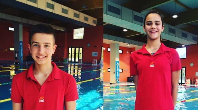 riviera24 - Eleonora Mela e Emanuele Pandolfi