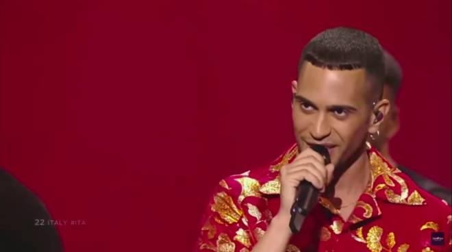 Riviera24- Eurovision Mahmood
