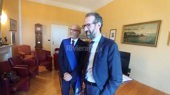 riviera24 - Fabio Natta e Domenico Abbo