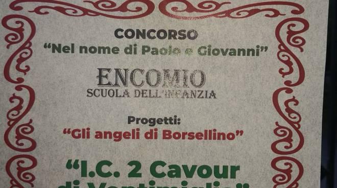 """riviera24 -""""Gli angeli di Borsellino"""""""