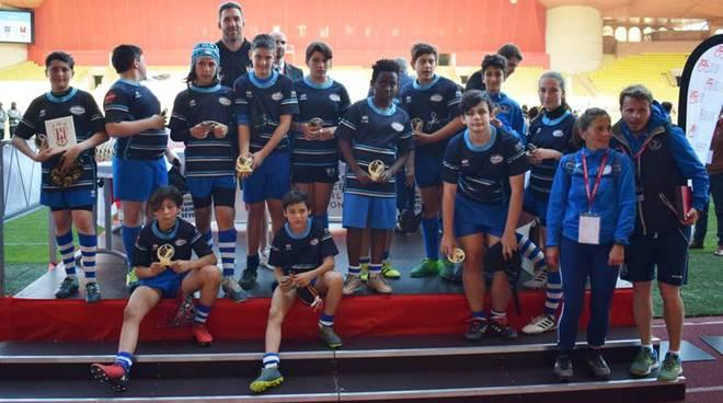 Riviera24- Imperia rugby under 12