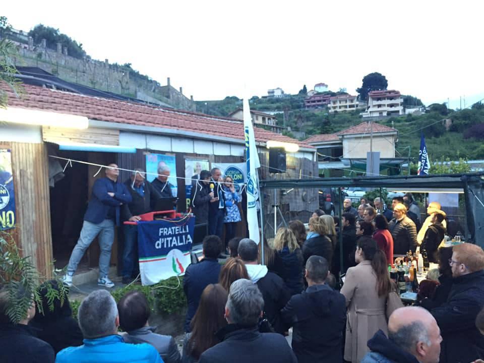 riviera24 - Incontro di Luca Lombardi e Sara Astolfi