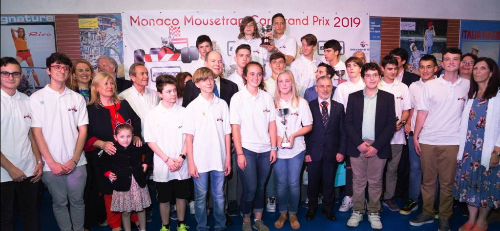 riviera24 -Monaco MouseTrap Car Grand Prix