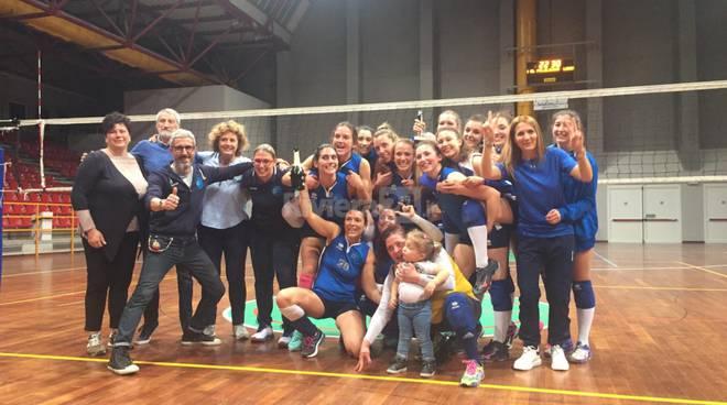 riviera24- Nuova Lega Pallavolo Sanremo femminile serie c