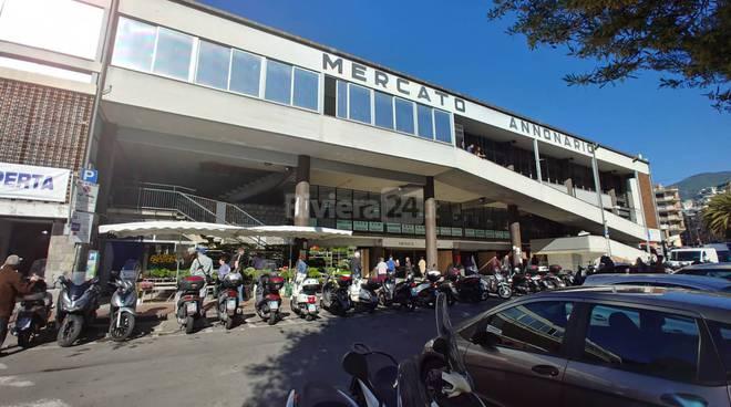 riviera24 - Nuovo mercato annonario sanremo