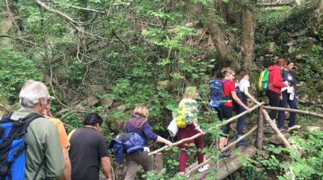 riviera24 - Passeggiata tra i borghi di Pontedassio