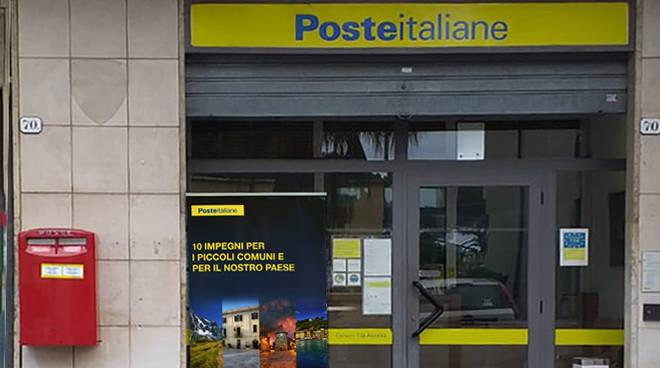 riviera24 - Poste Italiane Cervo