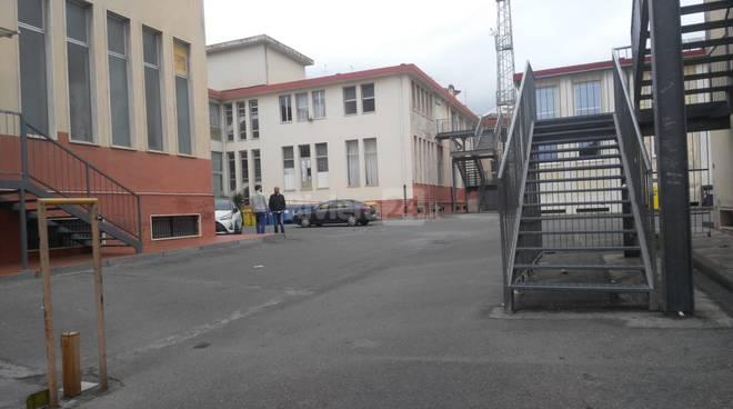 riviera24 - Protesta degli studenti di Ipsia-Marconi