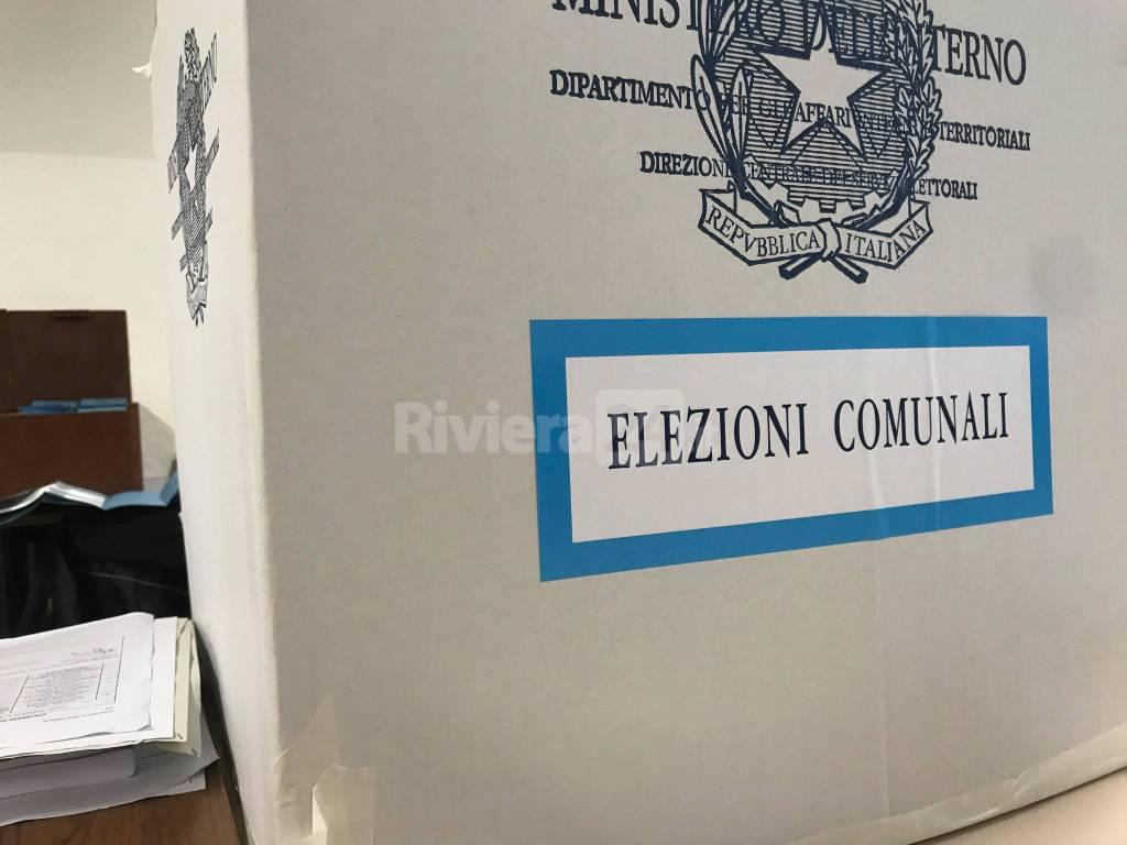 riviera24 - Seggi elettorali comunali
