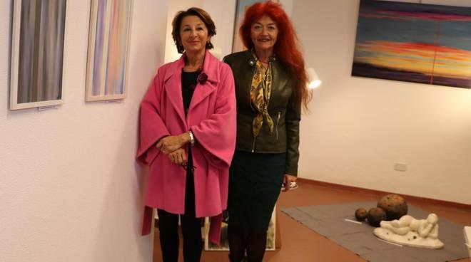 riviera24 - Maria Teresa Verda Scajola e Serenella Sossi