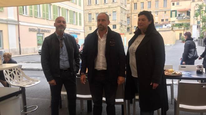 riviera24 - Sergio Tommasini, Arianna Tomelleri e Gianluca Covatta