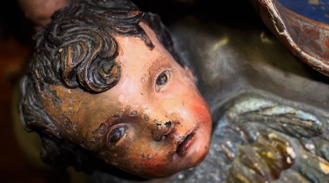 Riviera24- statua della Madonna del Rosario
