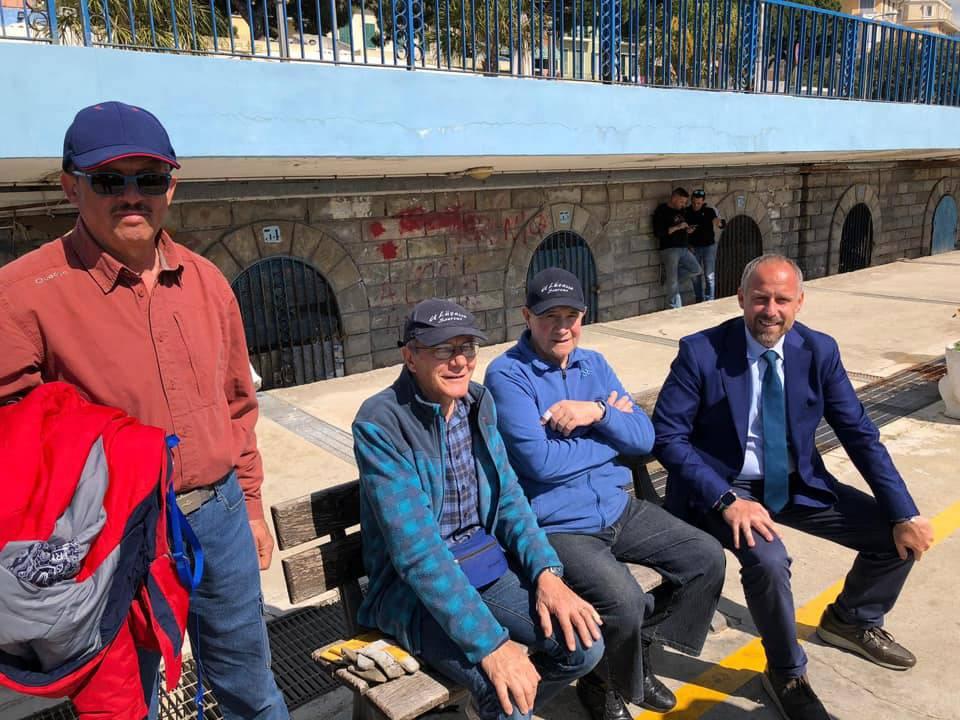 Riviera24- Tommasini alla pulizia dei fondali