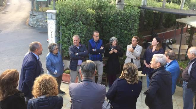Riviera24- Tommasini incontra i residenti