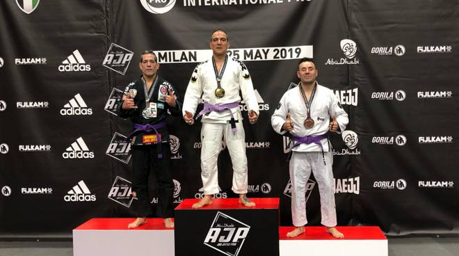 William Aschero Tribe Jiu Jitsu Imperia