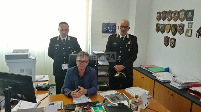 conferenza procura carabinieri