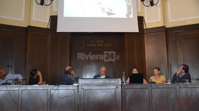 Conferenza stampa Scajola