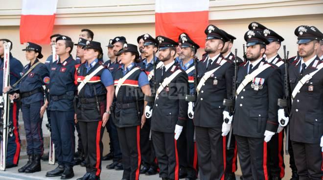 Festa carabinieri Imperia 2019