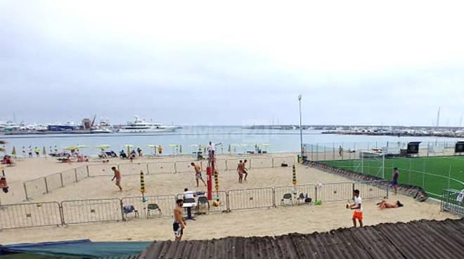 festival nazionale beach volley sanremo