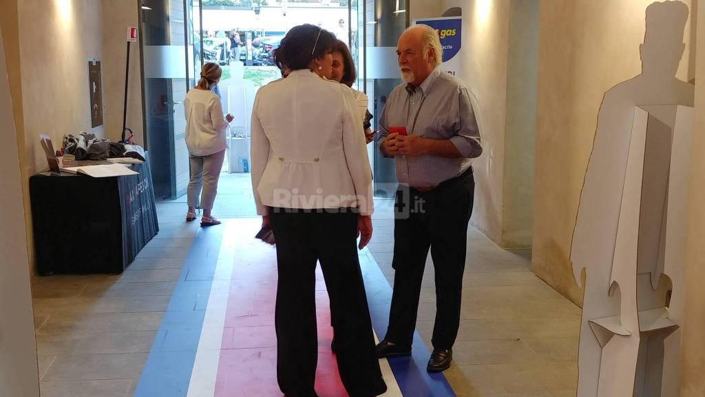 Game of Walls inaugurata la mostra a Sanremo