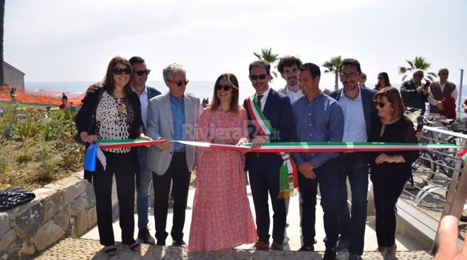 Inaugurazione Rotonda Sant'Ampelio