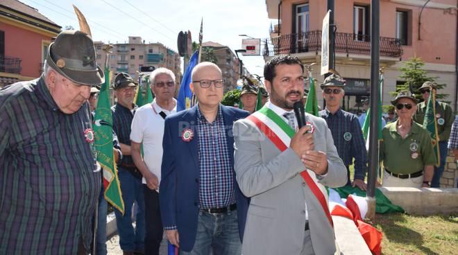 Intitolazione piazza martiri Foibe