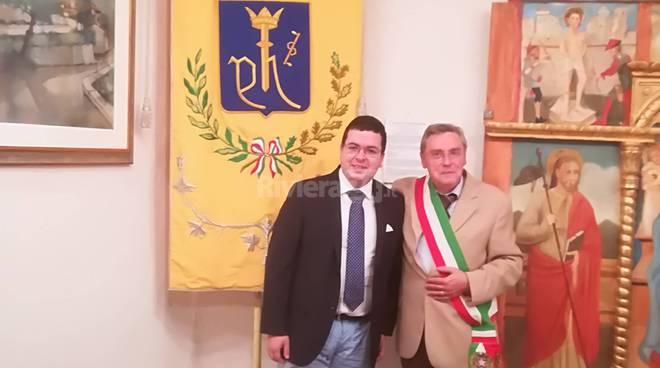 Piero Raimondo sindaco ranzo consiglio