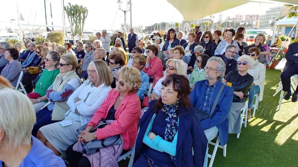 Premiazione Casinò di Sanremo - Antonio Semeria