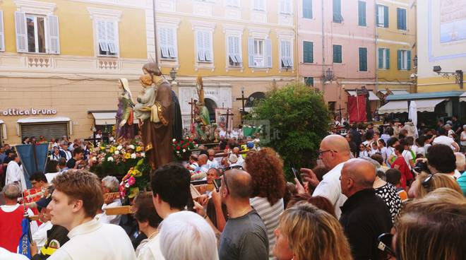 Processione San Giovanni 2019