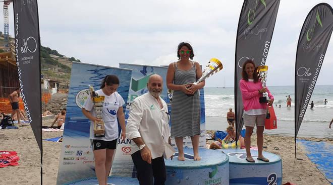 riviera24 -  1° Miglio Marino di Sanremo - 1° Memorial M. Antellini