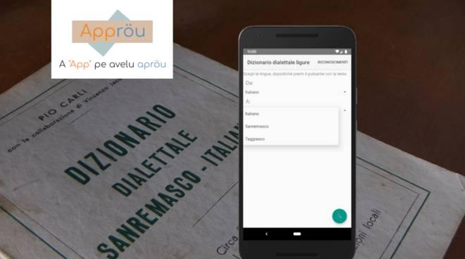 Riviera24- app per dialetti