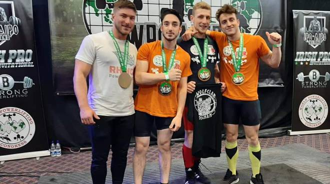 riviera24 - Campionati Europei Powerlifting