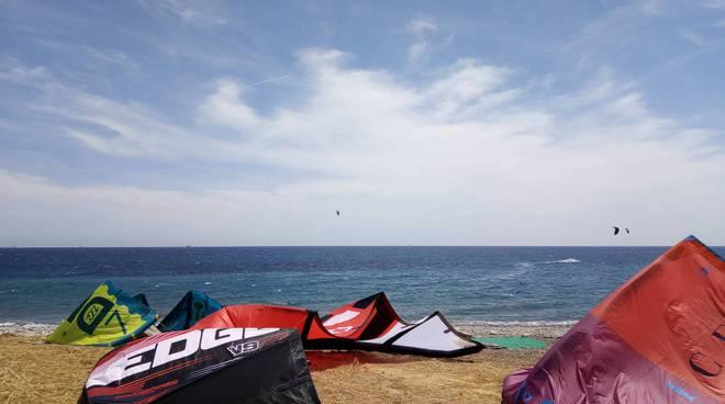 Riviera24- corridoio kitesurf