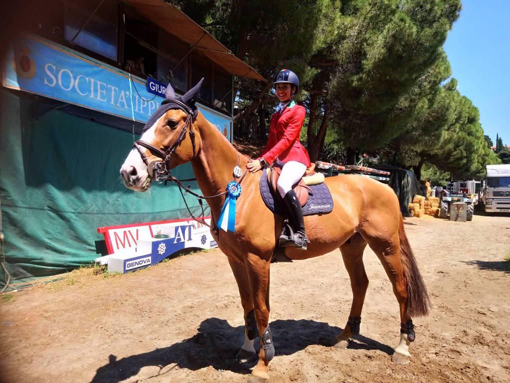 Riviera24- equitazione al solaro