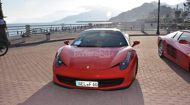 riviera24 - Ferrari a Ventimiglia