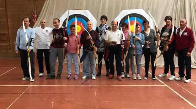 RIVIERA24- gara tiro con l'arco