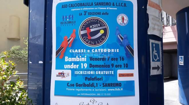 """f17b2a49e86c Sanremo, le immagini de """"L'open d'Italia Sanremo Cup 3"""""""