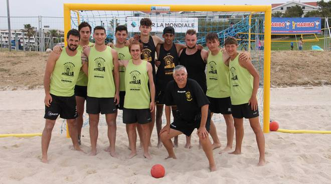 riviera24 - Liguria Beach Handball