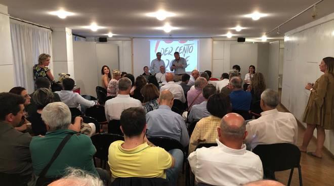 """riviera24 -  Movimento Civico """"100percentoSanremo"""""""