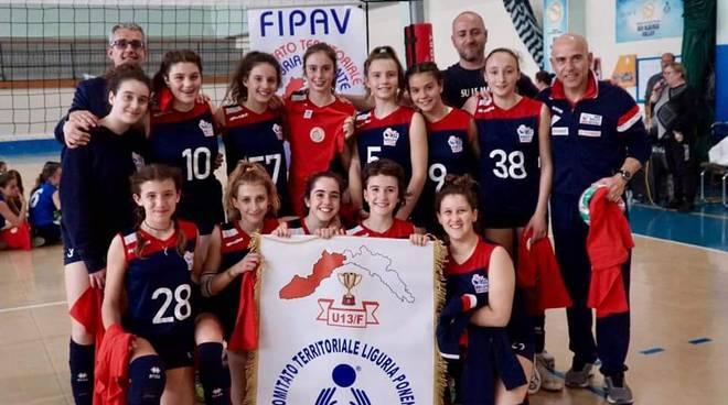 riviera24 -  Nuova San Camillo Volley
