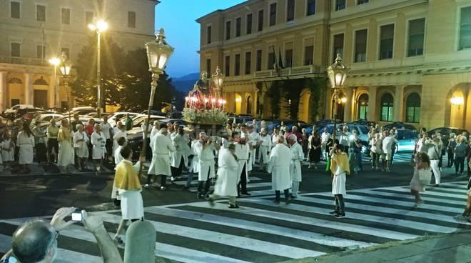 Riviera24- processione san pietro imperia
