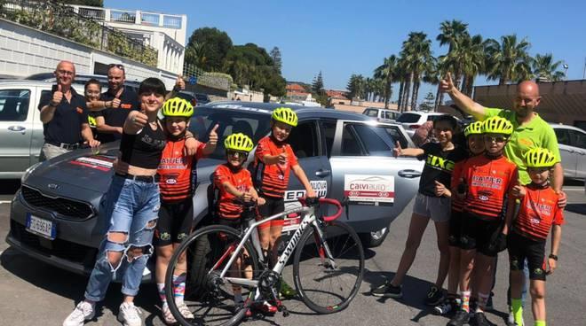 riviera24 - Rustybike junior team Baitieri Costruzioni