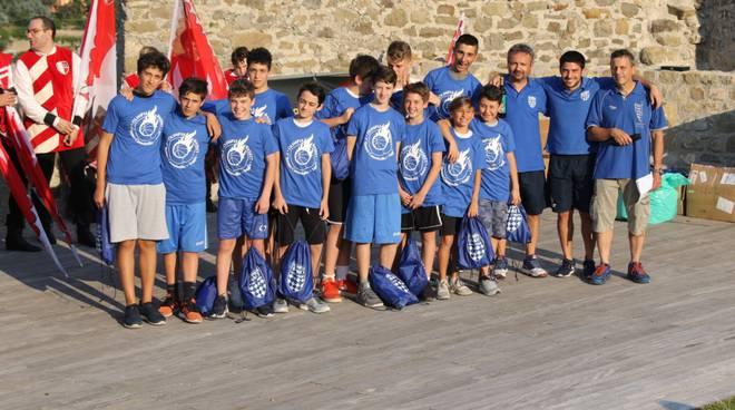 Riviera24- torneo basket Taggia